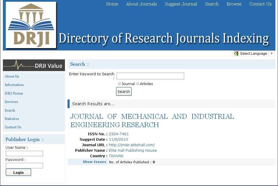 industrial engineering research papers